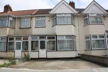 Terraced home for sale in Malvern Gardens, Harrow...