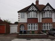 Wyndale Avenue semi detached house to rent