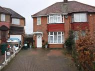 3 bed semi detached property for sale in Court Way, LONDON, UK