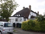 semi detached home to rent in Riverdene, EDGWARE...