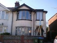 Spear Road semi detached house to rent