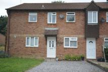 Terraced home in Tides Way, Marchwood...