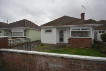 Detached Bungalow in Firtree Way, Southampton
