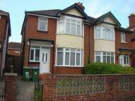 semi detached house in Harrison Road, Portswood...