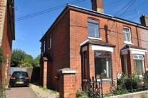 3 bedroom semi detached house in Fishers Road, Eling...