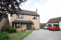 Detached property for sale in Roundwood View...