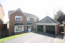 4 bedroom Detached home in Wishart Way, Chippenham...