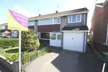semi detached house in Hardens Mead, Chippenham...