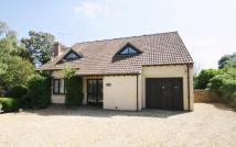 4 bedroom Detached house in The Common...