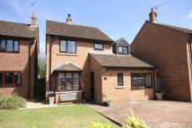 Detached property in Hatherell Road...
