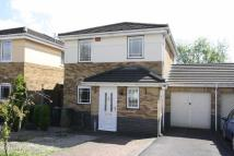 Detached home in Doncaster Close...