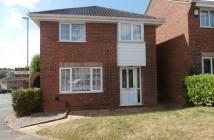 Detached property to rent in Lavenham Close...