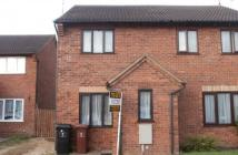 2 bed Terraced property in Aquitaine Close, Duston...