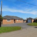 3 bedroom Detached Bungalow for sale in Milbourne, Malmesbury...