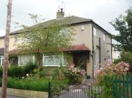 semi detached house in Bartle Lane...