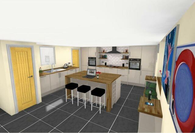 Kitchen visual