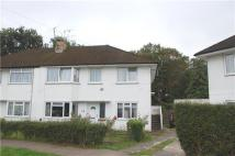 Maisonette in Meadowcroft Close...