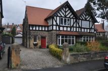 4 bedroom semi detached house in Wheatlands Road...