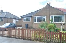 2 bed Semi-Detached Bungalow in Woodfield Road...