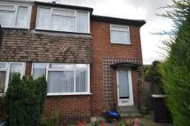 semi detached house in Kingsley Drive...