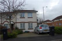 Terraced house in Burgess Green Close...