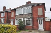 Green Lane West semi detached property to rent