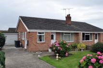 2 bed Semi-Detached Bungalow in ST. MARYS CLOSE, Thirsk...