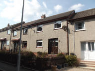Terraced home in Park Avenue, Muirkirk...