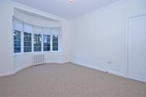 Langham Court Flat to rent