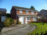 semi detached house to rent in Cherry Lane, Dumfries...