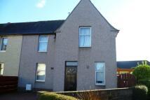semi detached house in Janefield Gardens...