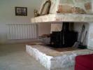 Log burning stove