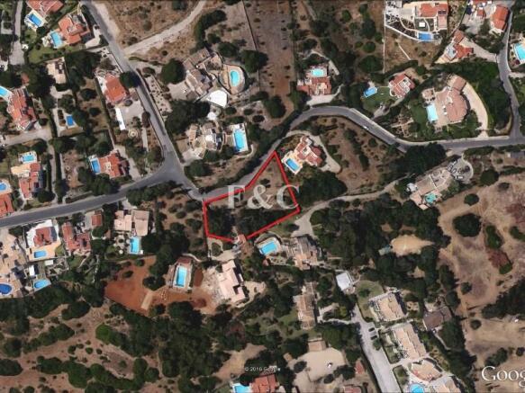 Worksheet. Plot for sale in Lagoa Algarve Portugal