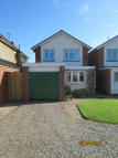 Detached home to rent in Eccleshall Road...