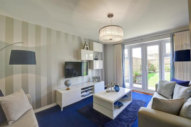 Image shows typical Aldenham house style