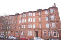 Rannoch Street Ground Flat for sale