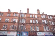 Flat in Cathcart Road, Glasgow...