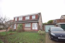 3 bed semi detached property in East Greenlees Avenue...