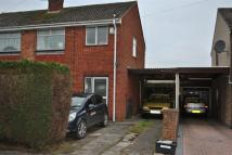 semi detached property to rent in Lacey Road, Stockwood...