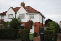 semi detached house in Wallingford Road...