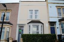 Terraced property in Hawthorne Street...