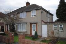 3 bedroom semi detached home to rent in Hazelbury Road...