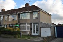 semi detached property in Friendship Road, Knowle...
