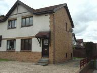 semi detached house in Wemyss Drive, Blackwood...