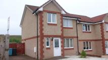 semi detached home for sale in Craigsmill Wynd...