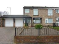 semi detached property in Grassington Drive...