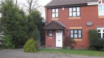 semi detached house in Pinbury Croft...