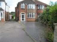 Water Orton Road semi detached house to rent