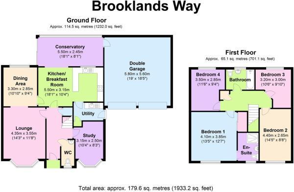 26 Brooklands Way -