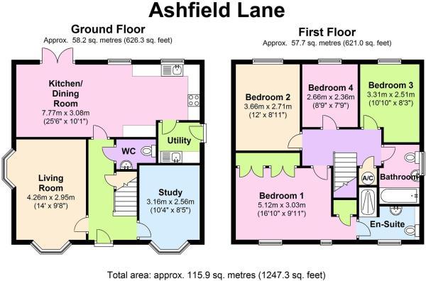 14 Ashfield Lane - F